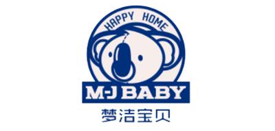 梦洁宝贝品牌logo
