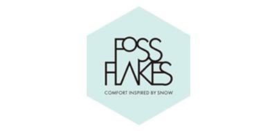 fossflakes品牌logo